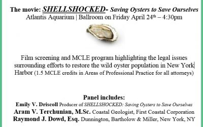 Shellshocked Movie and Seafood Reception