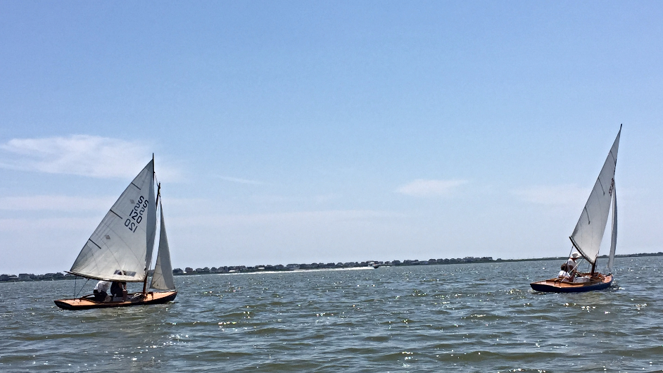 SS Class Association Race to Benefit The Moriches Bay Project