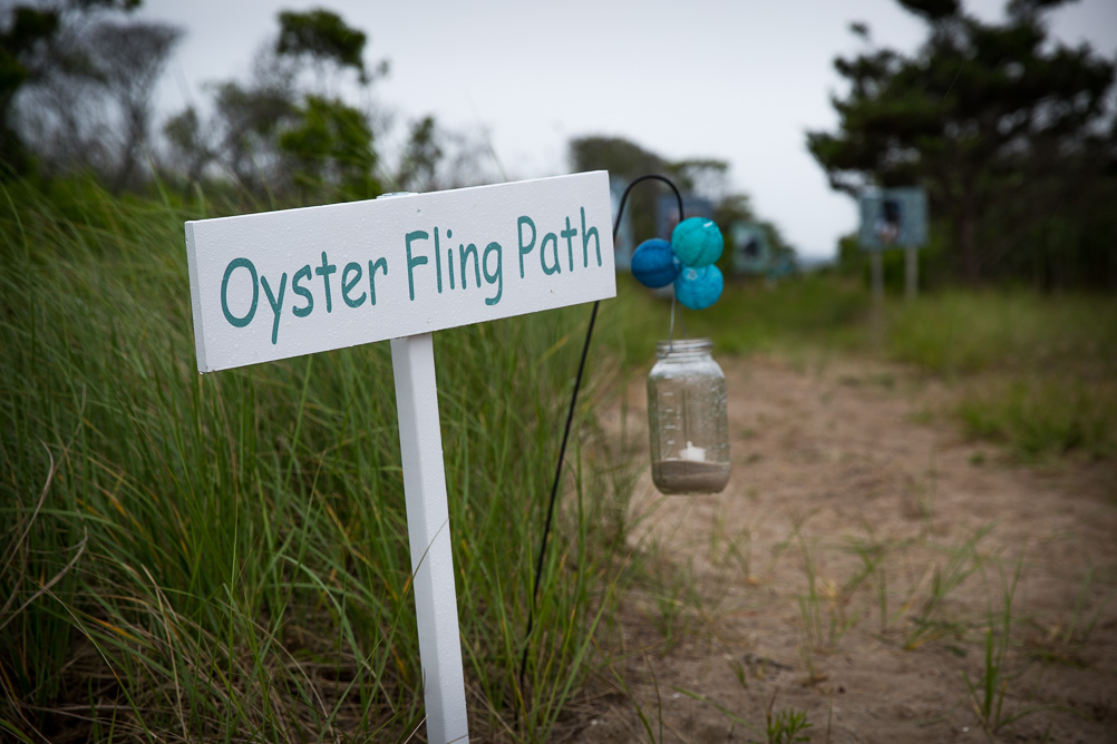 oyster fling event moriches bay