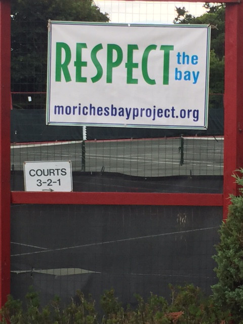 New Banner at  WHB Tennis and Sport club