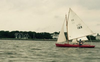 Unique Smith Point Regatta Raises Funds For Moriches Bay Project