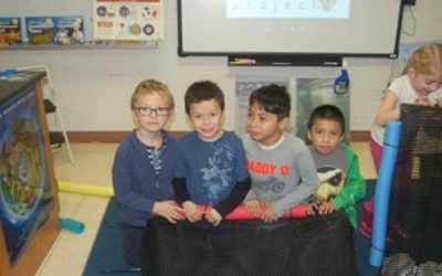 Moriches Bay Project at WHB Elementary School