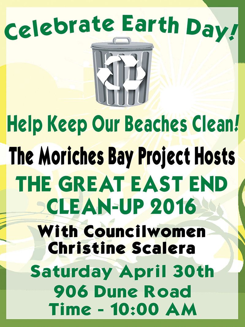 Celebrate Earth Day With Moriches Bay Project