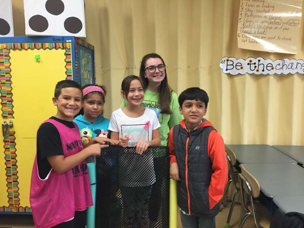 Moriches Bay Project Attends Moriches Elementary School