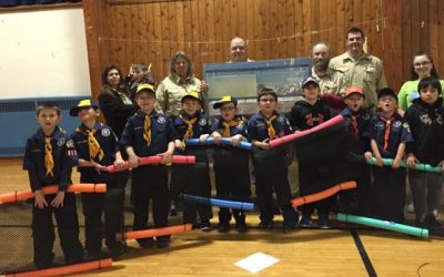 Thank You Center Moriches Troop 800