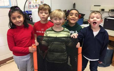 Moriches Bay Project Visits the Westhampton Beach Elementary School