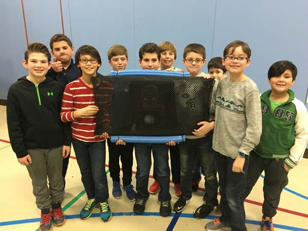 Moriches Bay Project Visits the Remsenburg-Speonk Elementary School