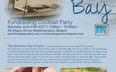 Save The Date:3rd Annual Oyster Fling