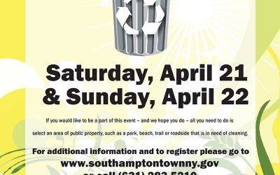 Great East End Cleanup 2018
