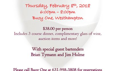 Moriches Bay Project 4th Annual Valentine's Celebration Dinner