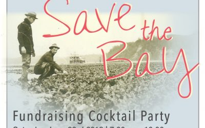 "Save the Date: 4th Annual ""Save the Bay"" Oyster Fling"
