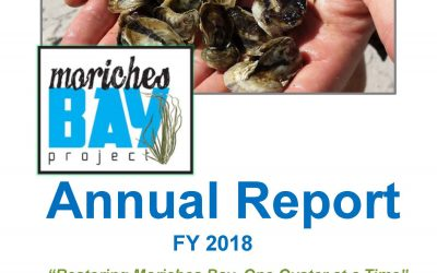 2018 Moriches Bay Project Annual Report