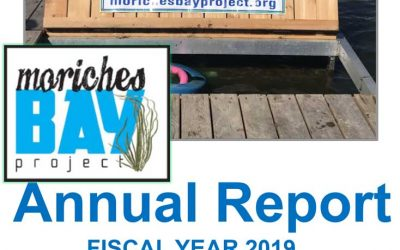 2019 Moriches Bay Project Annual Report